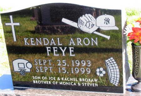 FEYE, KENDAL ARON - Linn County, Iowa | KENDAL ARON FEYE