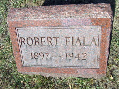 FIALA, ROBERT - Linn County, Iowa | ROBERT FIALA