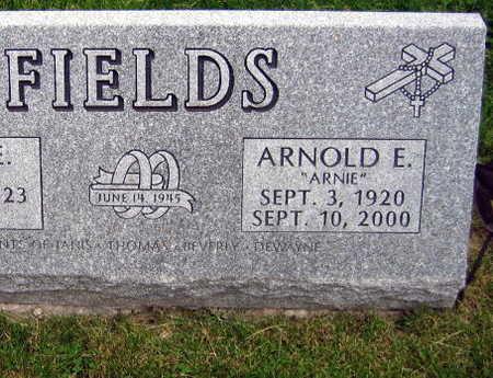 FIELDS, ARNOLD E. - Linn County, Iowa | ARNOLD E. FIELDS
