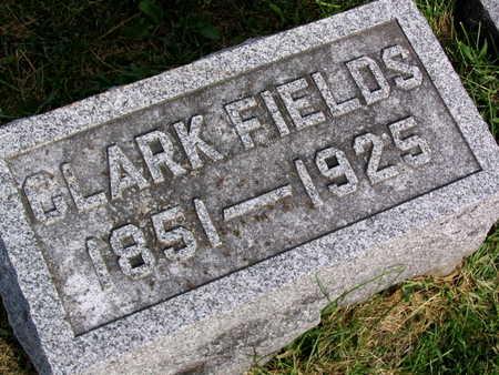 FIELDS, CLARK - Linn County, Iowa | CLARK FIELDS