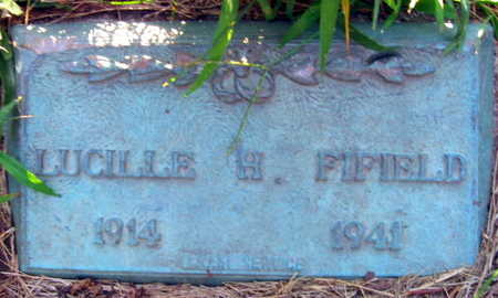 FIFIELD, LUCILLE - Linn County, Iowa | LUCILLE FIFIELD