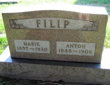 FILIP, MARIE - Linn County, Iowa | MARIE FILIP