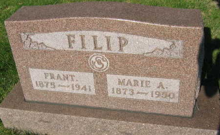 FILIP, MARIE A. - Linn County, Iowa | MARIE A. FILIP