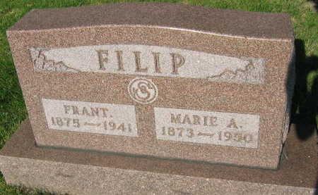 FILIP, FRANT. - Linn County, Iowa | FRANT. FILIP
