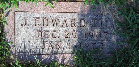 FILIP, J. EDWARD - Linn County, Iowa | J. EDWARD FILIP