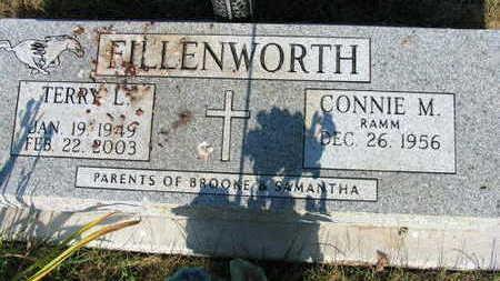 FILLENWORTH, TERRY L. - Linn County, Iowa | TERRY L. FILLENWORTH
