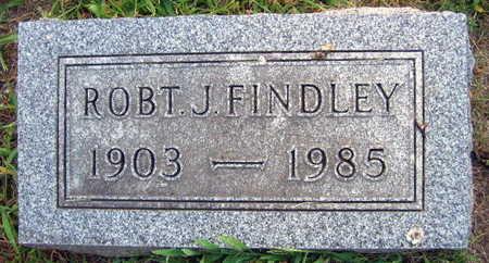 FINDLEY, ROBT J. - Linn County, Iowa | ROBT J. FINDLEY
