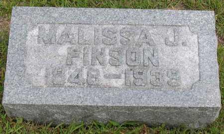 FINSON, MALISSA J. - Linn County, Iowa | MALISSA J. FINSON