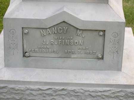 FINSON, NANCY M. - Linn County, Iowa | NANCY M. FINSON
