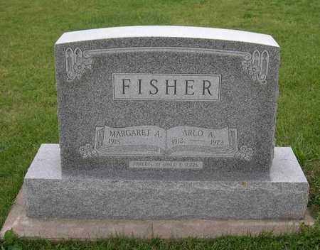 FISHER, ARLO A. - Linn County, Iowa | ARLO A. FISHER