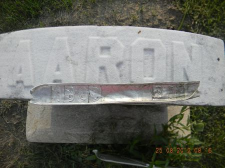 FISHER, AARON - Linn County, Iowa | AARON FISHER