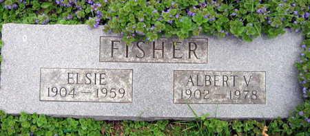 FISHER, ELSIE - Linn County, Iowa | ELSIE FISHER