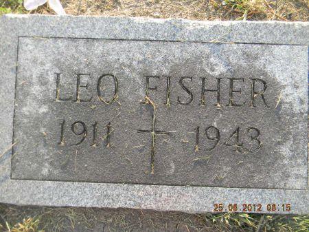 FISHER, LE0 - Linn County, Iowa | LE0 FISHER