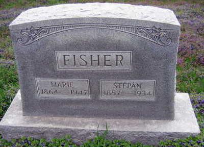 FISHER, STEPAN - Linn County, Iowa | STEPAN FISHER