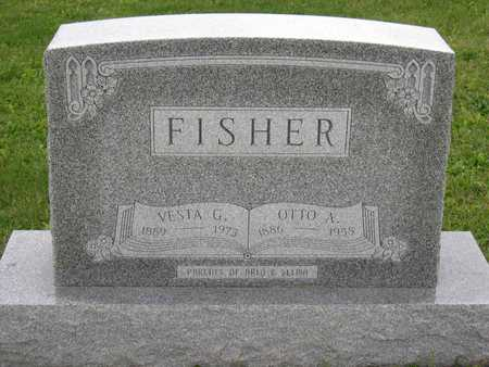 FISHER, OTTO A. - Linn County, Iowa | OTTO A. FISHER