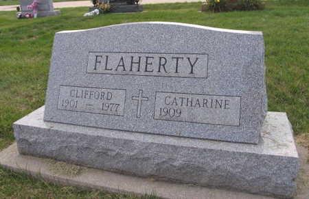 FLAHERTY, CLIFFORD - Linn County, Iowa   CLIFFORD FLAHERTY