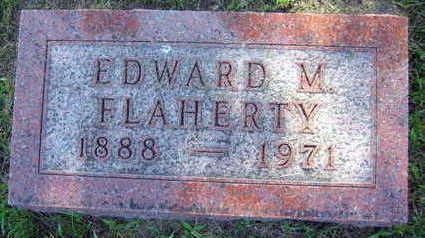 FLAHERTY, EDWARD M. - Linn County, Iowa | EDWARD M. FLAHERTY