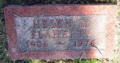 FLAHERTY, HELEN M. - Linn County, Iowa | HELEN M. FLAHERTY