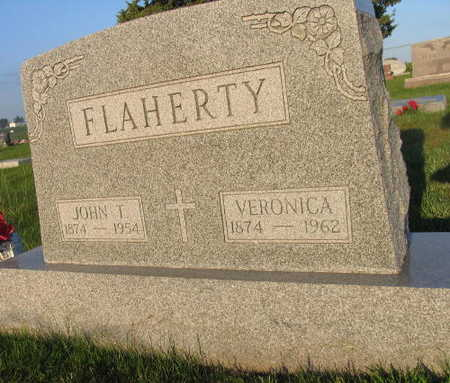 FLAHERTY, JOHN T. - Linn County, Iowa | JOHN T. FLAHERTY