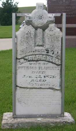 FLAHERTY, MARY FRANCES - Linn County, Iowa   MARY FRANCES FLAHERTY