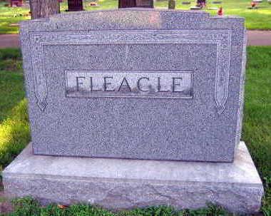 FLEAGLE, FAMILY STONE - Linn County, Iowa   FAMILY STONE FLEAGLE