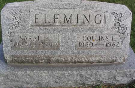 FLEMING, COLLINS L. - Linn County, Iowa | COLLINS L. FLEMING