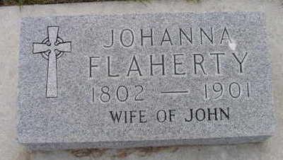 FLAHERTY, JOHANNA - Linn County, Iowa | JOHANNA FLAHERTY