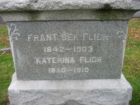 FLIDR, FRANTISEK - Linn County, Iowa | FRANTISEK FLIDR