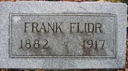 FLIDR, FRANK - Linn County, Iowa | FRANK FLIDR