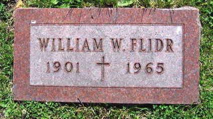 FLIDR, WILLIAM W. - Linn County, Iowa | WILLIAM W. FLIDR