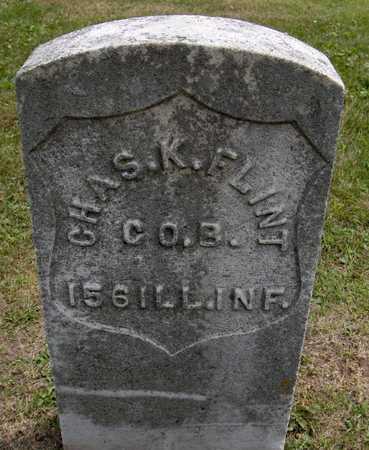 FLINT, CHARLES K. - Linn County, Iowa | CHARLES K. FLINT