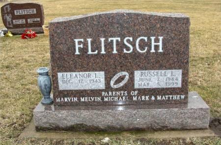 RAILSBACK FLITSCH, ELEANOR L - Linn County, Iowa   ELEANOR L RAILSBACK FLITSCH