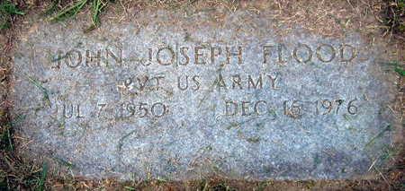 FLOOD, JOHN JOSEPH - Linn County, Iowa | JOHN JOSEPH FLOOD