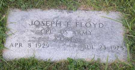 FLOYD, JOSEPH F. - Linn County, Iowa   JOSEPH F. FLOYD