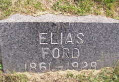 FORD, ELIAS - Linn County, Iowa | ELIAS FORD