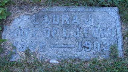 FORD, LAURA J. - Linn County, Iowa | LAURA J. FORD