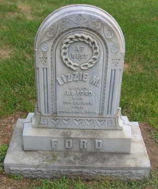 FORD, LIZZIE - Linn County, Iowa | LIZZIE FORD