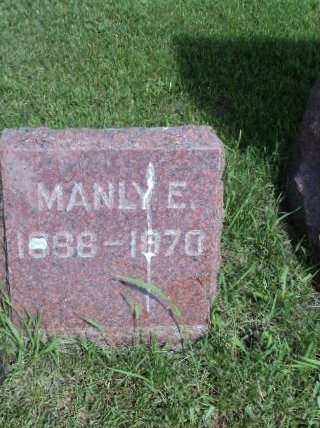 FORD, MANLY E. - Linn County, Iowa | MANLY E. FORD