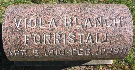 FORRISTALL, VIOLA BLANCH - Linn County, Iowa | VIOLA BLANCH FORRISTALL
