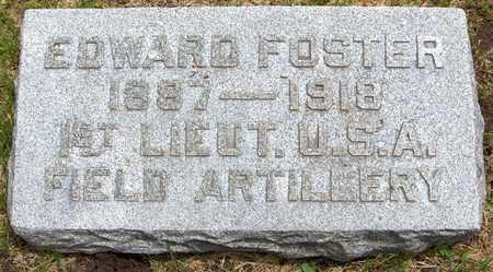 FOSTER, EDWARD - Linn County, Iowa | EDWARD FOSTER