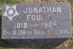FOULK, JONATHAN - Linn County, Iowa | JONATHAN FOULK