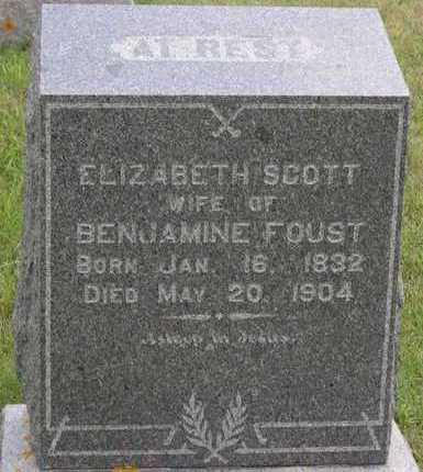 FOUST, ELIZABETH - Linn County, Iowa | ELIZABETH FOUST