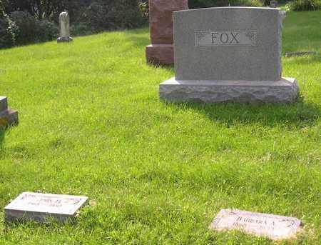 FOX, FAMILY STONE - Linn County, Iowa | FAMILY STONE FOX