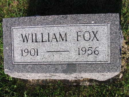FOX, WILLIAM - Linn County, Iowa | WILLIAM FOX