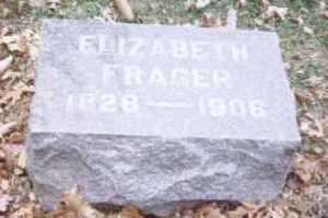 FRAGER, ELIZABETH - Linn County, Iowa | ELIZABETH FRAGER