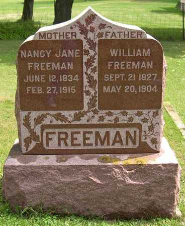 FREEMAN, NANCY JANE - Linn County, Iowa | NANCY JANE FREEMAN