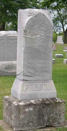 FRENCH, ELIZA L. - Linn County, Iowa | ELIZA L. FRENCH