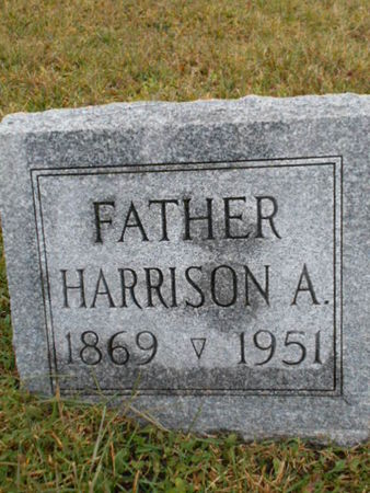 FRENCH, HARRISON A. - Linn County, Iowa | HARRISON A. FRENCH
