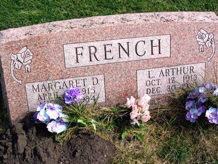 FRENCH, MARGARET D. - Linn County, Iowa | MARGARET D. FRENCH