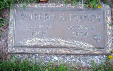 FRENCH, WILFRED H. - Linn County, Iowa | WILFRED H. FRENCH